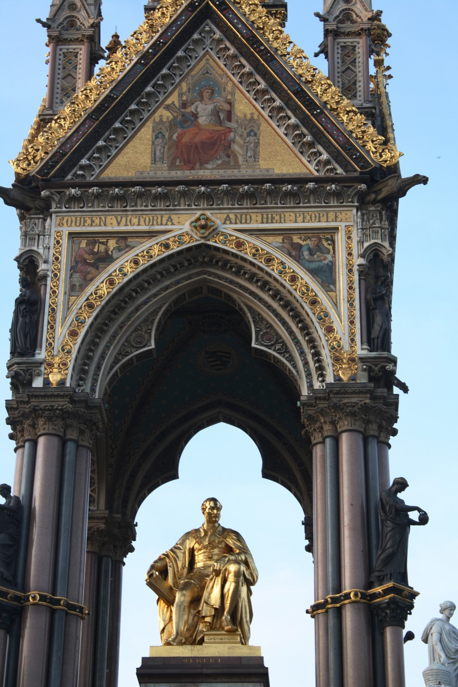 hyde park, london, tourism, albert memorial london