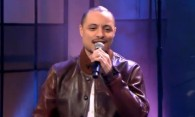 Moment of Swank: Jose James on Jay Leno