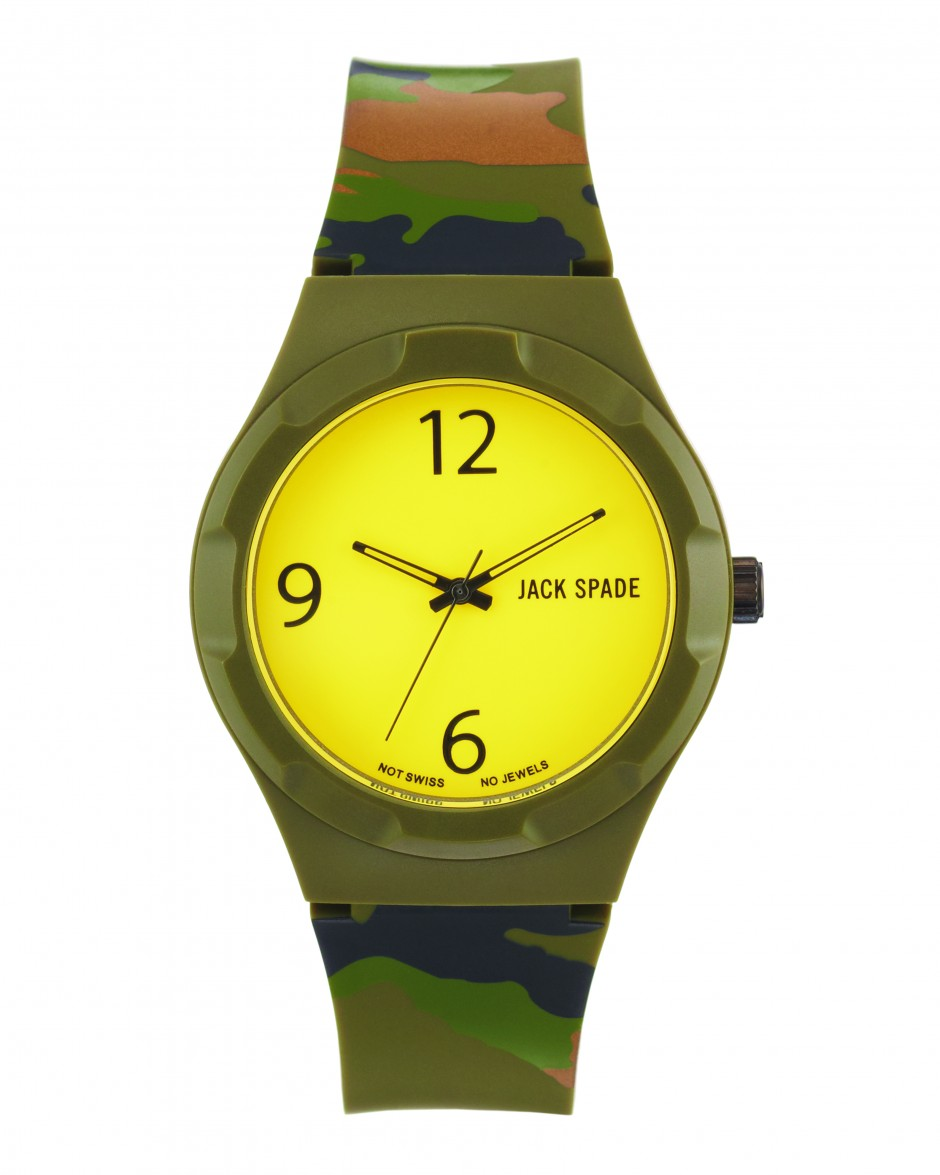 camo watch, jack spade watches, menswear, mens watches,