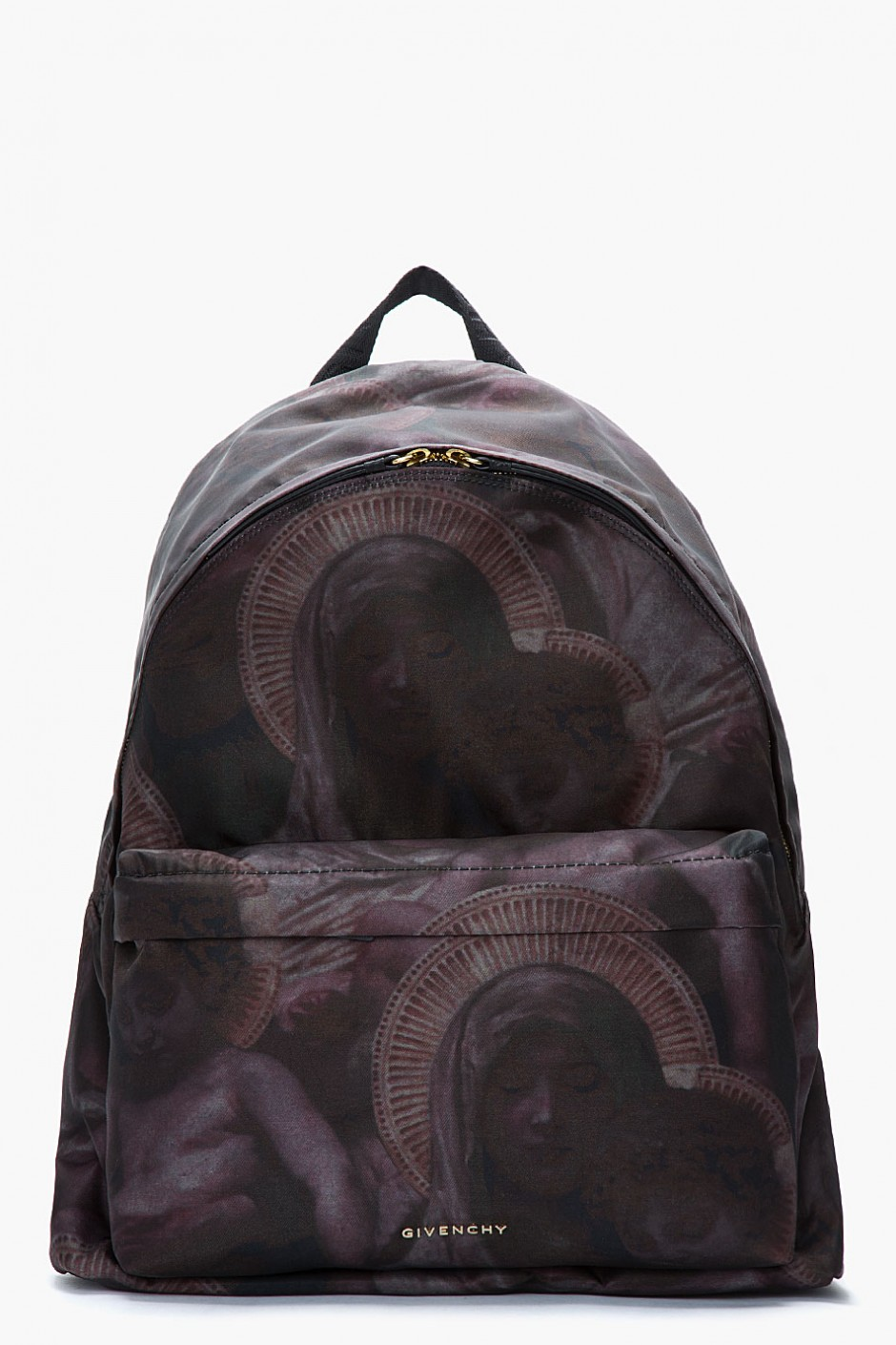 ssense, givenchy deep purple madonna, givenchy bags