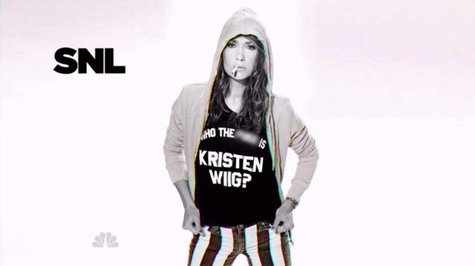 saturday night live, who the f is kristen wiig, kristen wiig snl hoodie