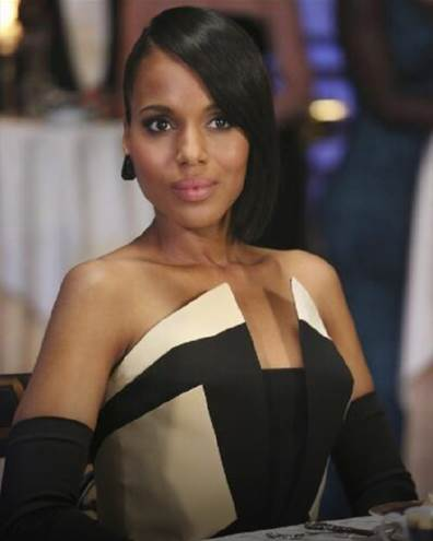scandal fashion gown dress rubin singer black olivia pope kerry washington