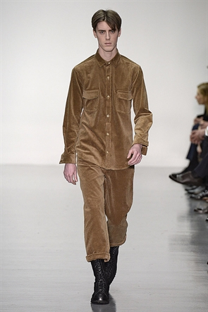 lfw, menswear, runway, lou dalton fashion show, review, london