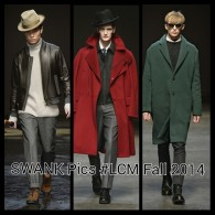 Best Looks from London Collections Men Fall 2014