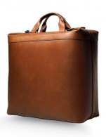 Bonastre 24 Hours Leather Bag