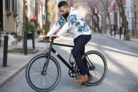 Biking on Addison Street – My Style