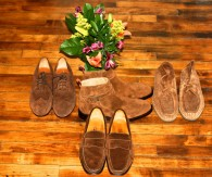 Q-Tips: How to Wear Brown Suede Shoes in Spring