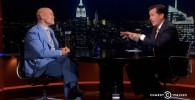 Moment of Swank:  John Malkovich on The Colbert Report