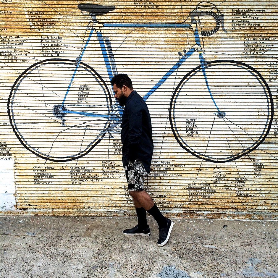 bikes, style, menswear, stylish bikes, sole, phillip lim, quentin washington, philly bloggers, menswear blogger, south street philly, stylish men on bike