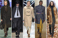 Milan Menswear Fall 2015 – Best Outerwear Moments