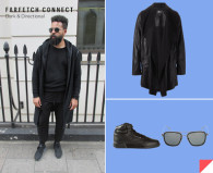 Dark & Directional // Featured on Farfetch